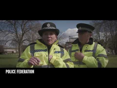 Hard hitting Police Federation video goes after Theresa May over cuts   Mirror Online