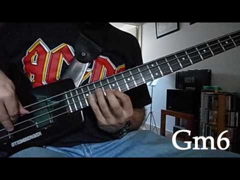 """Pedro Aznar's bass solo on """"How Insensitive"""" (""""Insensatez"""") with my Steinberger XL2"""