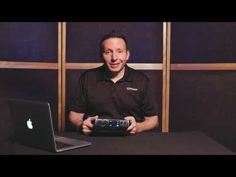 PreSonus Studio Series USB-C Audio Interfaces: Getting Started