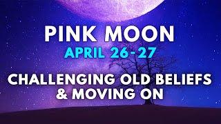 April FULL MOON 2021 - Super Moon April 2021