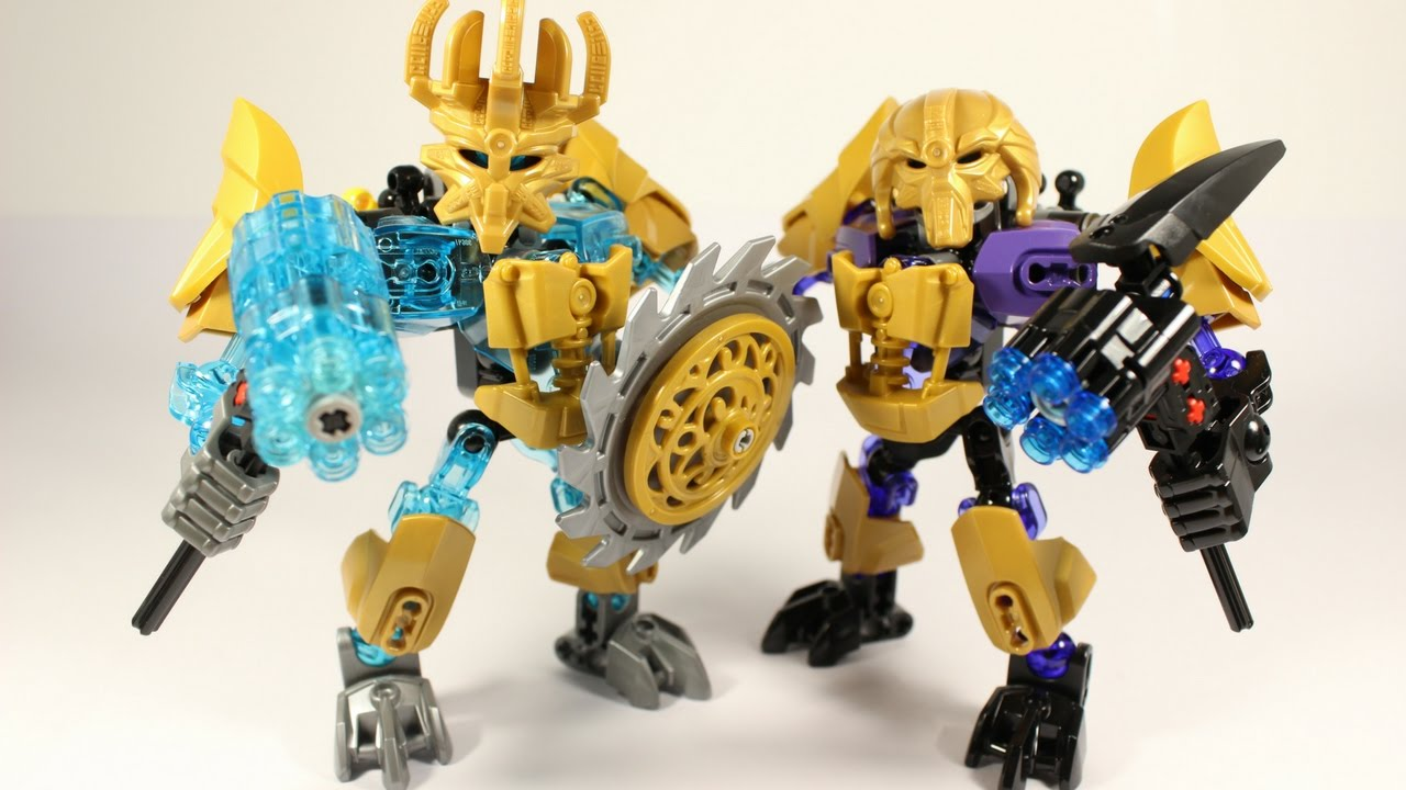Lego Bionicle Let S Build Mask Maker Makuta Youtube