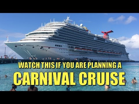 Watch This If You Are Planning A Carnival Cruise!