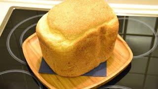 Кукурузный хлеб (видео рецепт для хлебопечки)