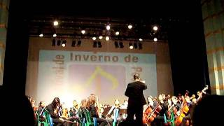 Tchaikovsky fast piece - Encerramento F. Inverno Petrópolis/RJ 2009.
