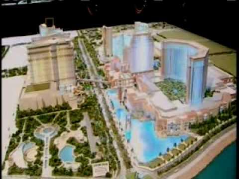 Building the Venetian Macau - Part 1