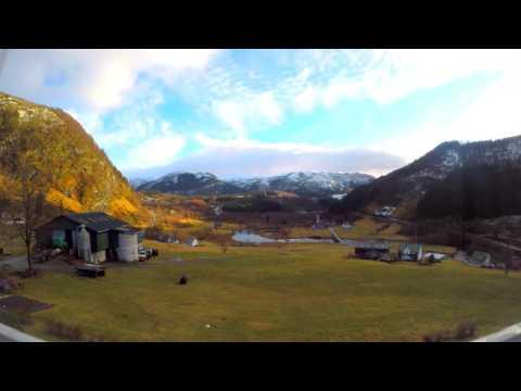 Håland Time lapse 10.03.2017