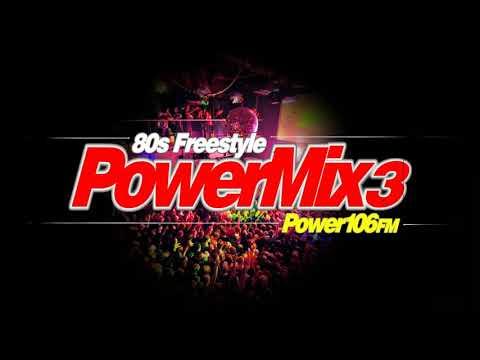Ornique's 80s Power 106 Freestyle Power Mix 3