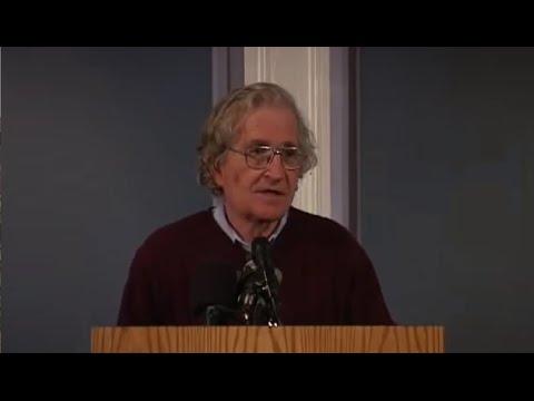 Noam Chomsky - Globalization