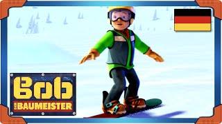 Bob der Baumeister Deutsch Ganze Folgen | Weihnachten 🎄 Winterkompilation | 1 Stunde 🎁 Kinderfilm