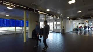 ロナルド・レーガン・ワシントンナショナル空港まで家族をピックアップ (Washington DC, USA) [4K]