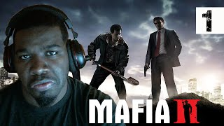 Mafia 2 Gameplay Walkthrough Part 1 - THE OLD COUNTRY - Lets Play Mafia 2