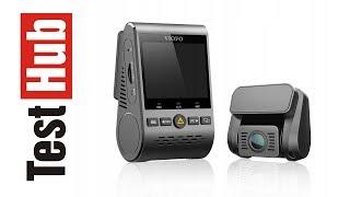 VIOFO A129 DUO rejestrator video przód/tył - podwójna kamera samochodowa test