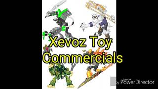 Xevoz Toy Commercials