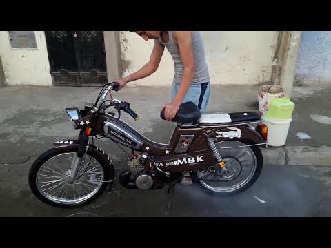 M-B-K moto Becane
