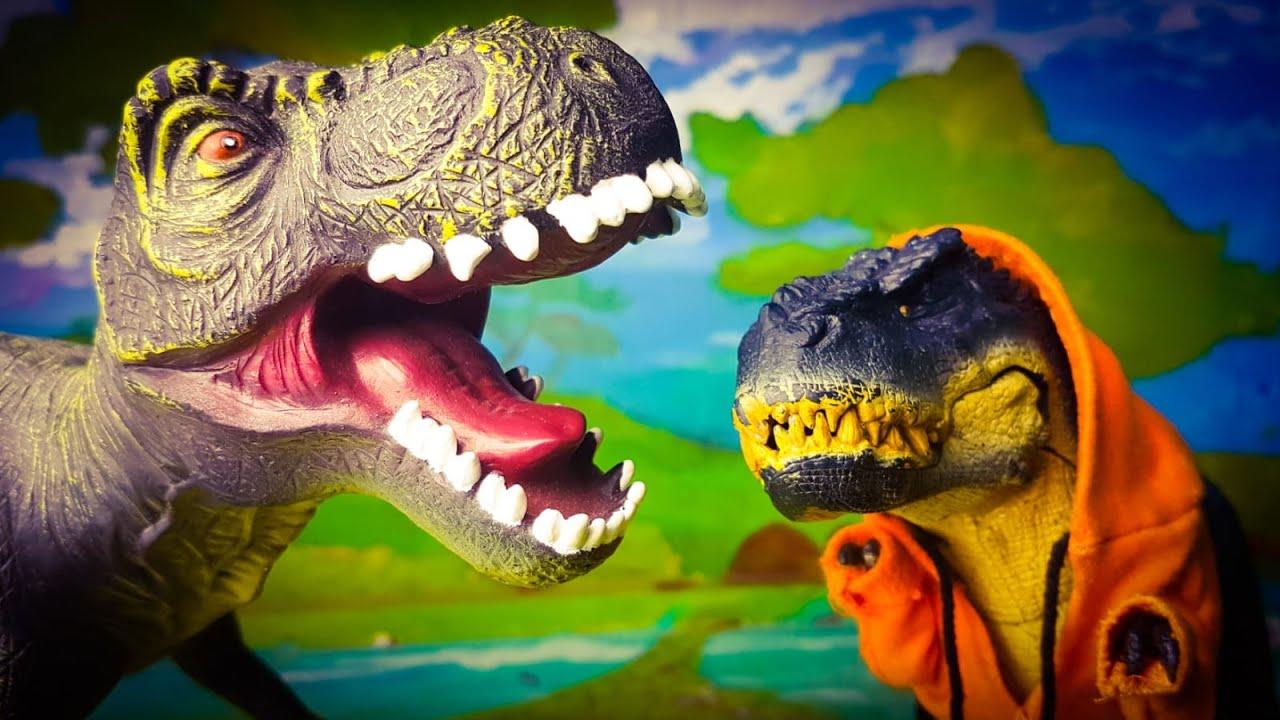 Un dinosauro triste di nome Felice 😢🦖 Dinosauri Detective