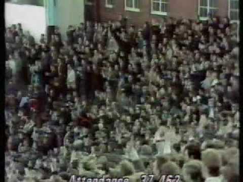 Aston Villa in the Third Division
