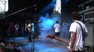 Нашествие 2011 Noize MC и Вася Обломов Еду в Магадан live 7/7