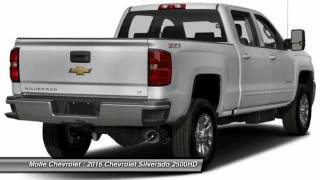 2016 Chevrolet Silverado 2500HD Blue Springs MO C14444