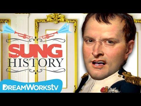 """Napoleon Bonaparte: """"A Mighty Emperor...""""   SUNG HISTORY"""