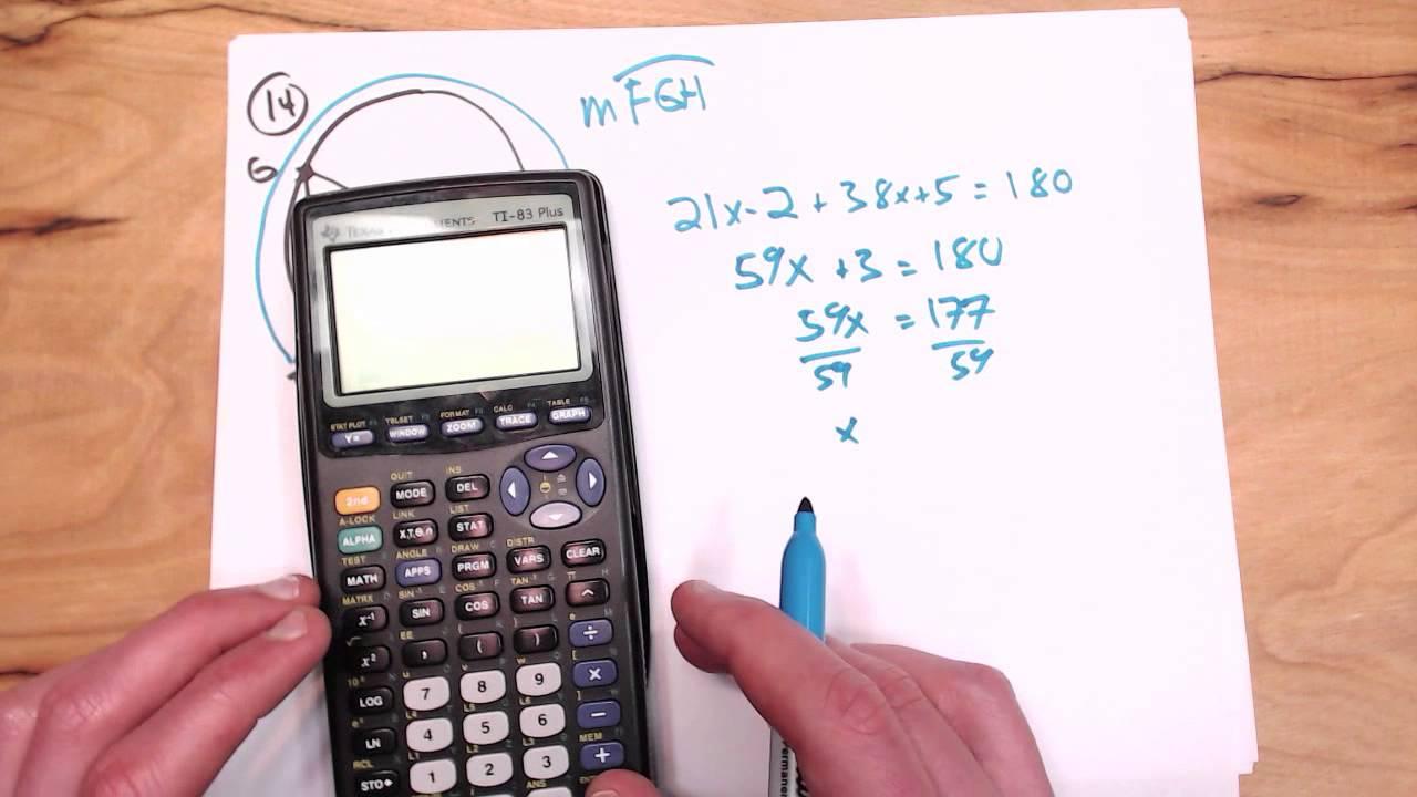 Incscibed Angles Kuta Worksheet 14 YouTube – Kuta Worksheet
