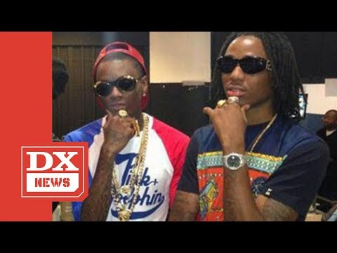 Quavo From Migos Confirms Soulja Boy Claims About The 'Versace' Beat & Says 'He's Speaking Facts'