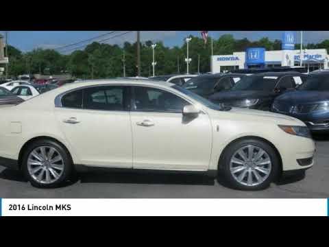 2016 Lincoln MKS 18115B