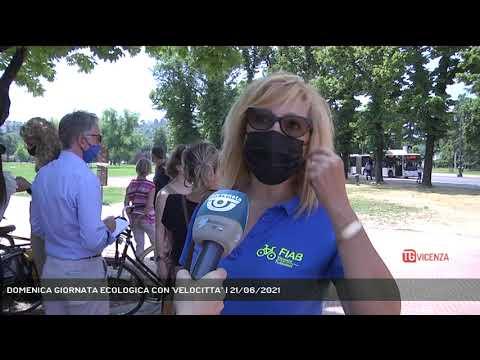 DOMENICA GIORNATA ECOLOGICA CON 'VELOCITTA''   21/06/2021
