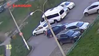 Свежая авто подборка аварий и приколов | Дорожная жизнь - 3