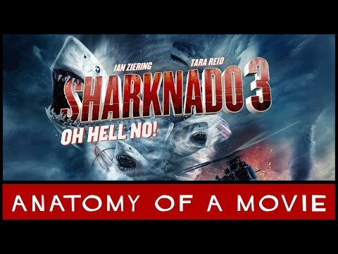 Sharknado 3 Review (Ian Ziering, Tara Reid, and Cassie Scerbo) | Anatomy Of A Movie