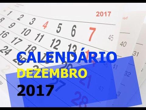 Calendário Dezembro 2017 Com Feriados Feriadão De Dezembro