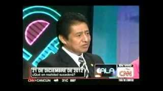 MINISTRO DE CULTURA Y DEPORTES CARLOS BATZIN EN ENTREVISTA CNN 4/4
