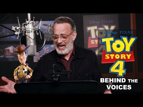 'Toy Story 4' Behind the Voices