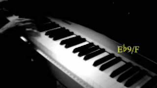 Someone to watch over me - Piano Reharmonization Chords