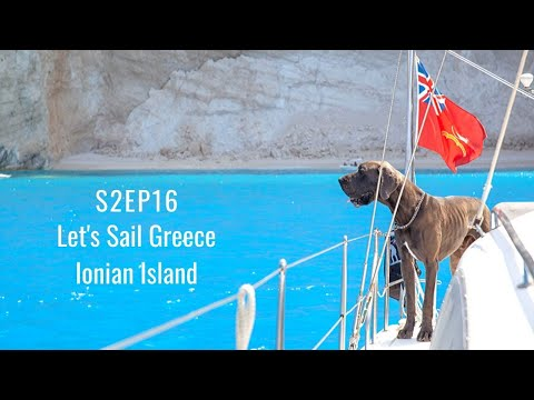 S2Ep16 Let's Sail Greece - Ionian Islands (22.07-14.08.2019)