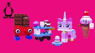 LEGO® THE LEGO MOVIE 2 70822 Unikitty´s sweetest friends EVER  Speed build