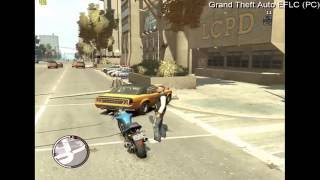 Grand Theft Auto: Ballad Of Gay Tony PC Gameplay