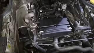 mercedes Benz E200 Kompressor (W211) M271.941 (Ремонт ДВС) Сборка (95), проверка Компрессора EATON
