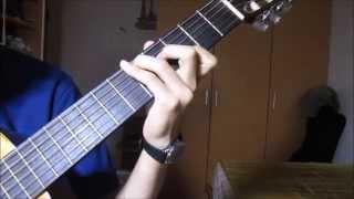 Habanera (from Carmen) - classical guitar (W.E.Hsu)