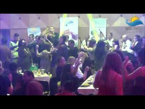 Soirée Top VIP Chamseddine Bacha & Zaza Show 04/02/2017