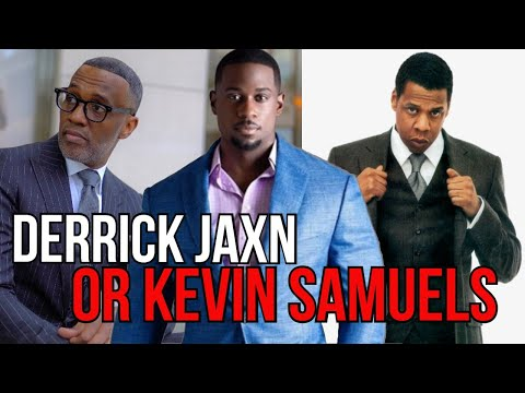 Derrick Jaxn or Kevin Samuels?   Do You H@te the Player or Do You H@te the Game?