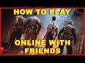 Black Ops 4: How to Play Online With Friends