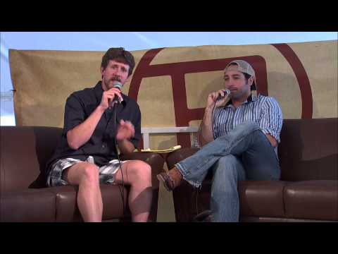 Josh Thompson Interview from the 2014 Country Jam Colorado