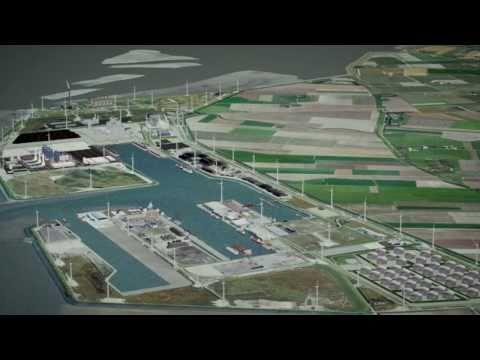 Groningen Seaports in Virtual Reality, University of Groningen