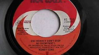 Honey Cone One Monkey Don