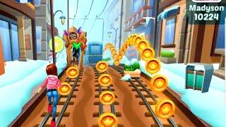 Subway Princess Runner Game 2021 : Updated Version | Android/iOS Gameplay HD screenshot 4