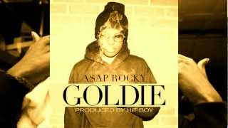 A$AP Rocky - Goldie HD 1080 [Audio]