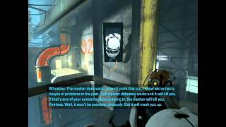 Portal 2 Wheatley Masher Speech (HD)