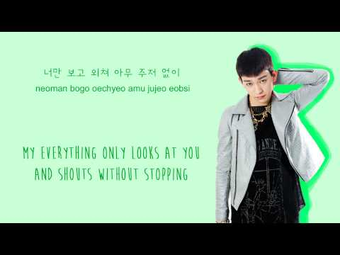 GOT7 - Like Oh [Color Coded Han/Rom/Eng Lyrics]