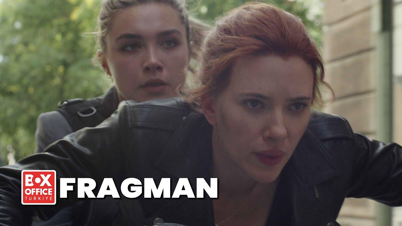 Black Widow: Altyazılı Fragman 3