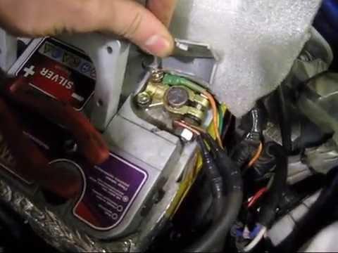 Быстросъемная клемма аккумулятора своими руками